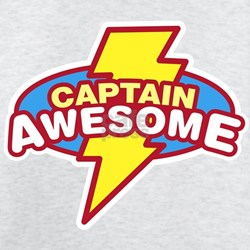 Funny Captain awesome T-Shirt