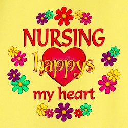 Nursing Happy T