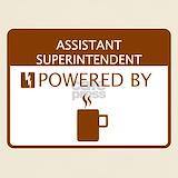 Assistant superintendent T-shirts