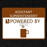 Assistant superintendent T-shirts