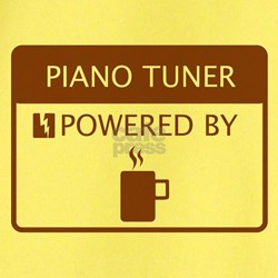 Piano Tuner Powered by Coffee T