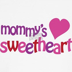 Mommy's Sweetheart Shirt