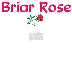 Briar Rose Women's Pink T-Shirt