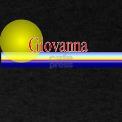 Giovanna Black T-Shirt