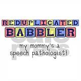 Speech pathologist Baby Bodysuits