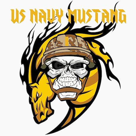 Us Navy Mustang Logo Bing Images