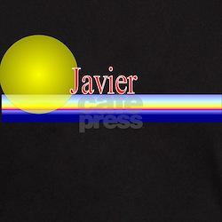 Javier Black T-Shirt