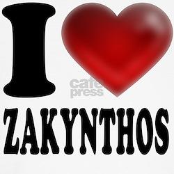 I Heart Zakynthos T