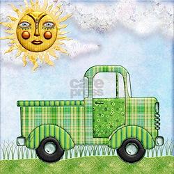 Harvest Moons Truck Infant T-Shirt