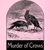 Murder of crows Tank Tops