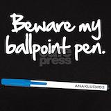 Beware my ballpoint pen T-shirts