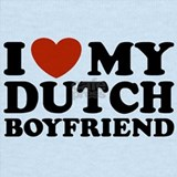 I love my dutch Tank Tops