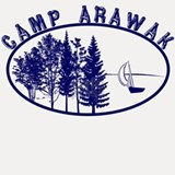 Camp Arawak Shot Glass