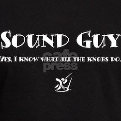 Dark Sound Guy T-Shirt T-Shirt