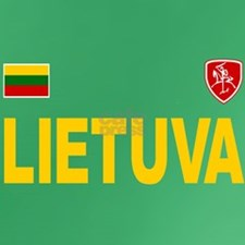 Lietuva olympic green.png Dark T-Shirt
