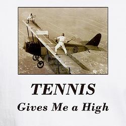 Tennis Gives Me a High Shirt