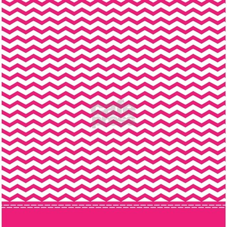Target Extra Long Shower Curtain Hot Pink Chevron Fabric