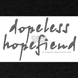 Dopeless Hopefiend Ash Grey T-Shirt T-Shirt