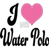 I Love Water Polo Mug