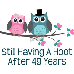 49th Anniversary Owls Shirt