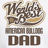 American bulldogs T-shirts