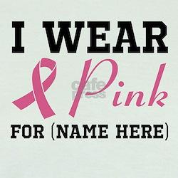 Wear Pink T
