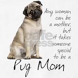 Pug mom Aprons