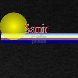 Samir Black T-Shirt