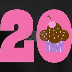 20th Birthday Cupcake Shirt