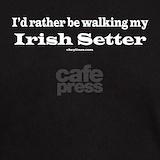 Irish setter T-shirts