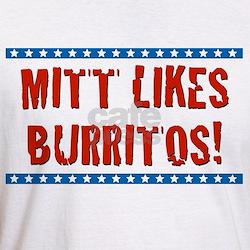 Mitt Likes Burritos