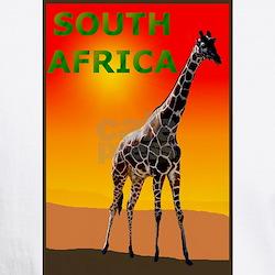 Giraffe South Africa Shirt