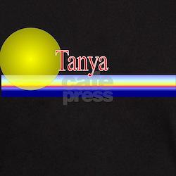 Tanya Black T-Shirt