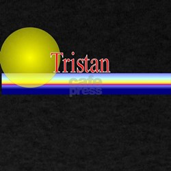 Tristan Black T-Shirt