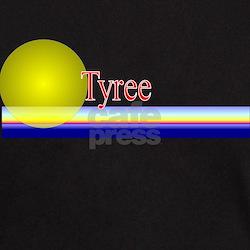 Tyree Black T-Shirt