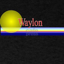 Waylon Black T-Shirt