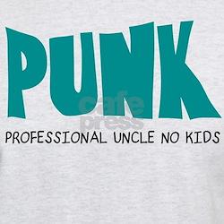 PUNK Professional Uncle No Kids T-Shirt