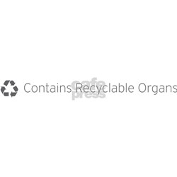 Contains Recyclable Organs - Womens T