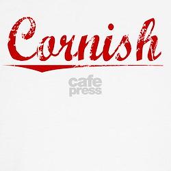 Cornish, Vintage Red Shirt