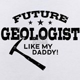 Geology Baby Bodysuits
