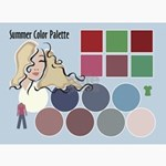 Summer Colors (Pk of 10)