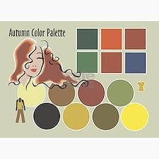 Fall Colors (Pk of 10)