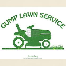 Gump Lawn Service T-Shirt