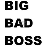 Big Bad Boss Coffee Mug