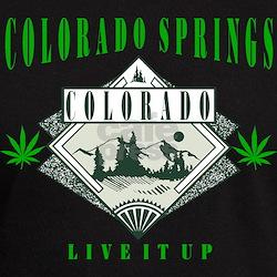 Colorado Springs Marijuana T