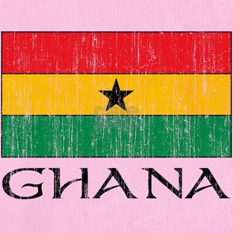 Ghana flag footed pajamas by fullmoonemp for Ghana flag coloring page