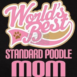 Standard Poodle Mom Tee