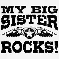 My Big Sister Rocks T