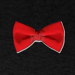 Bow Tie Red T-Shirt