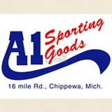 A1 sporting goods T-shirts